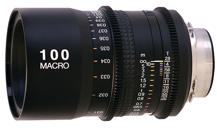 The Tokina 100mm T2.9 Macro Telephoto Lens now comes for E-mount and MFT too.