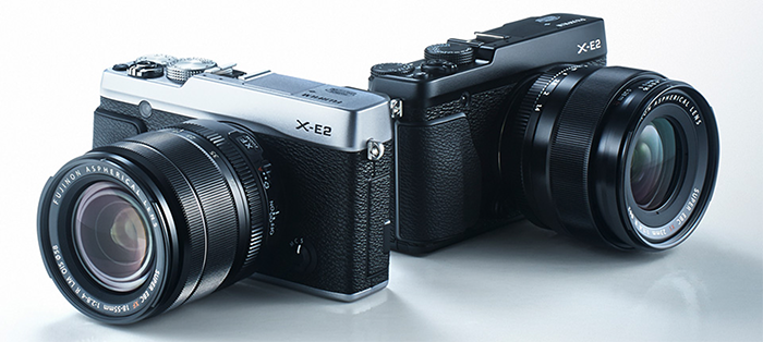 The PEN-F is Olympus answer to the Fuji X-E/PRO line