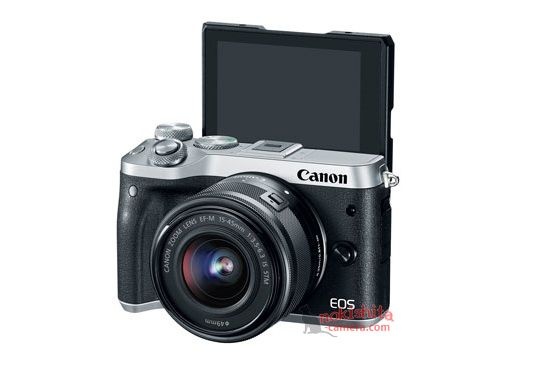 First Images Of The New Canon Eos M6 Mirrorlessrumors
