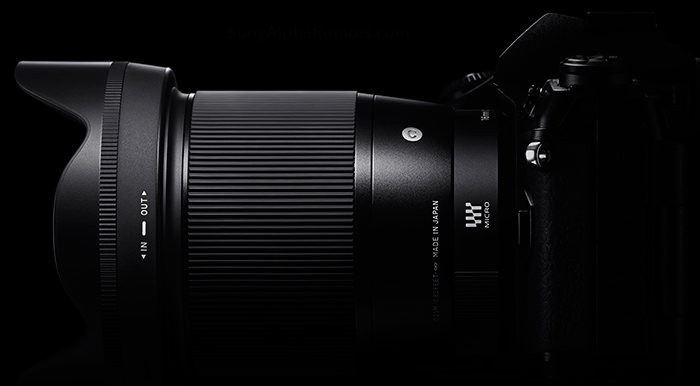 Sigma rumored to launch their new FF lenses for both Sony FE and