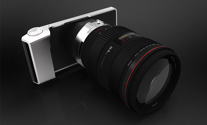 Canon Full Frame mirrorless rendering from 2011 - mirrorlessrumors