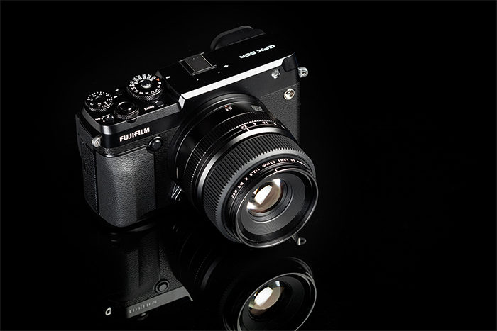 Fuji unveils a stunning GFX-100s camera with IBIS  And also a