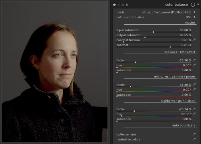 Darktable 2 6 released: An actually very good Lightroom for free
