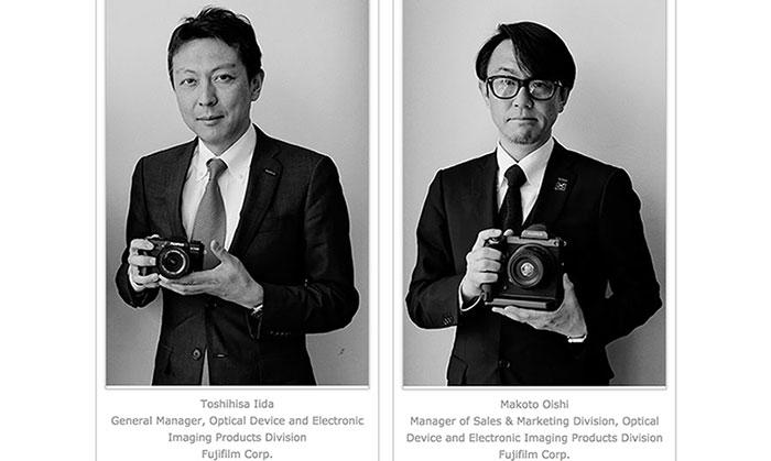 Fuji says Canon is wrong and the ILC market is not going to