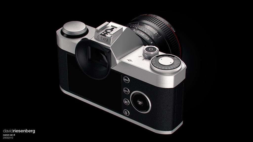 rumored 50 megapixel full frame mirrorless camera from canon - Mirrorless Full Frame