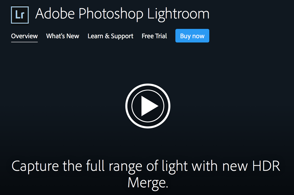 adobe belgium quotleaksquot the hdr merge video already on